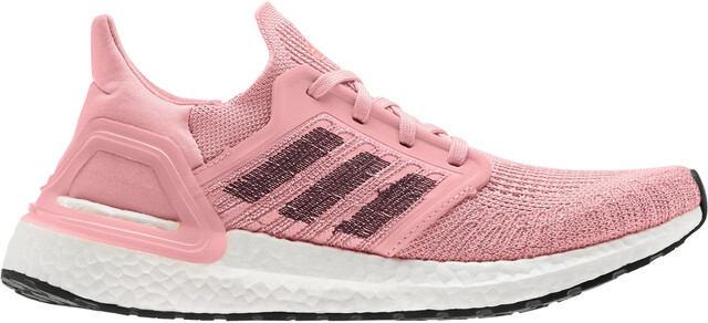 adidas Ultraboost 20 Shoes Women glory pinkmaroonsignal coral